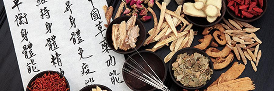 Herbal medicine: A selection of unprocessed Chinese herbs